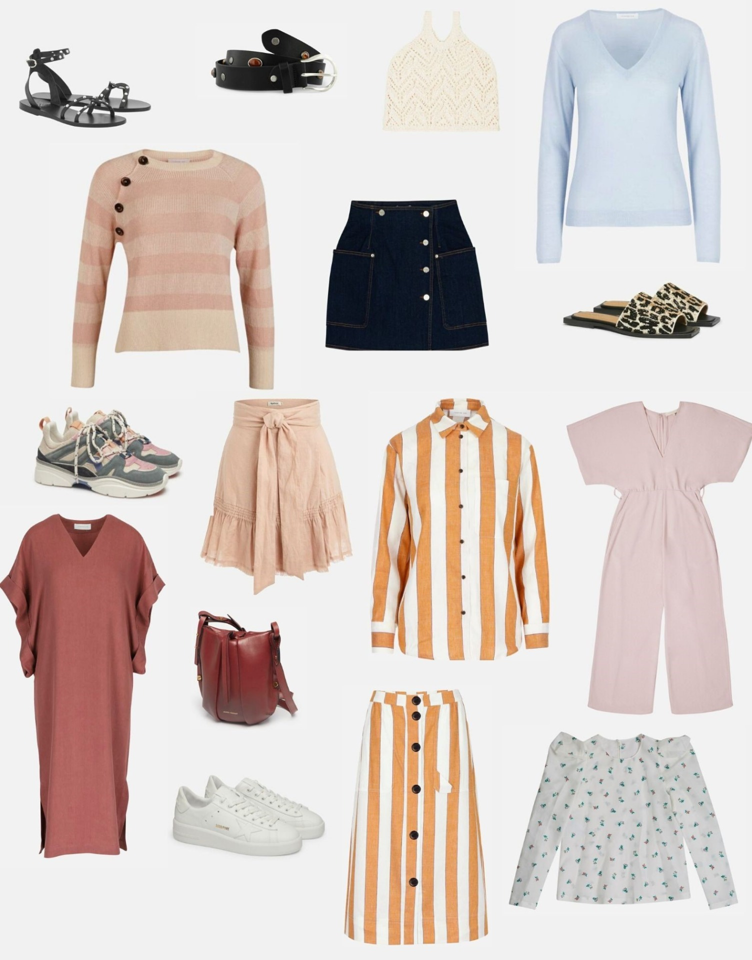 9 styles selected by Nele 1