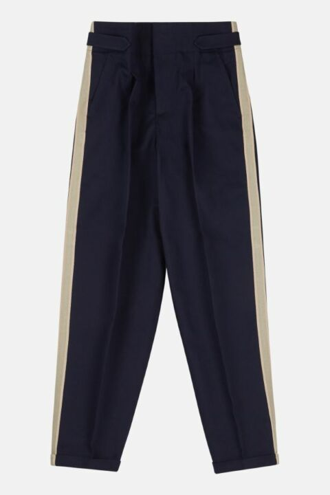 CHINO WITH SIDE DETAIL