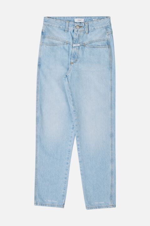 HIGH WAIST HERITAGE FIT JEANS