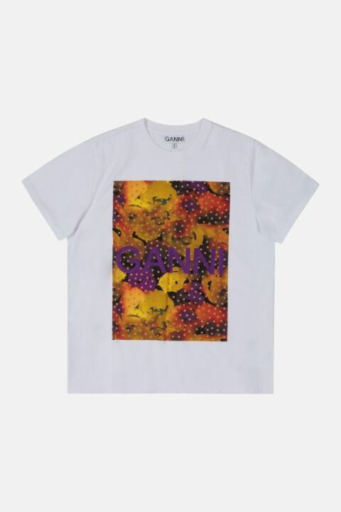 LONG T-SHIRT WITH PRINT