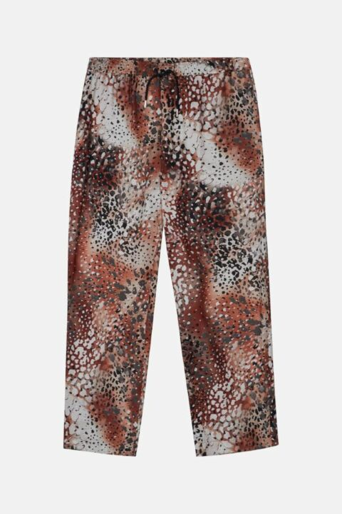ANIMAL PRINT TROUSERS