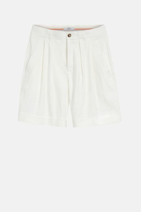 LINNEN RELAXED SHORTS