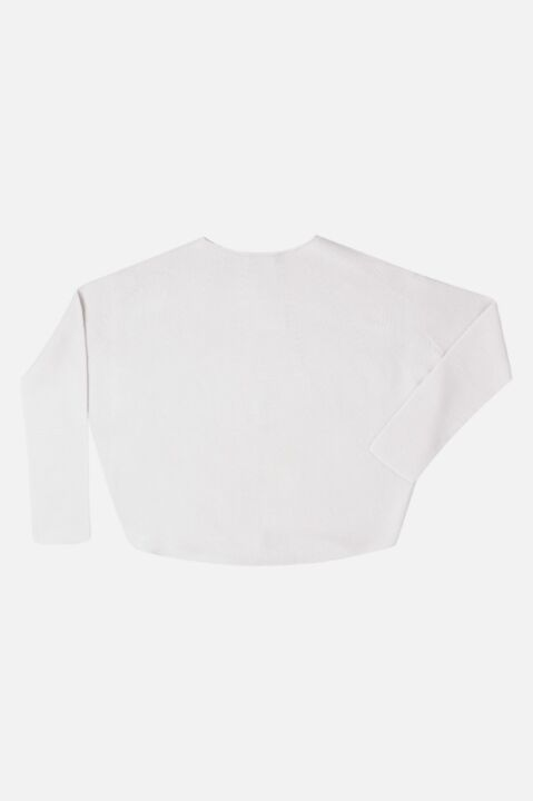 WHOLEGARMENT ROUNDNECK SWEATER