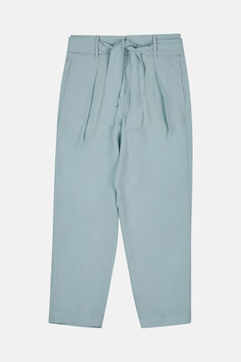 SAND WASHED FLUID PANTS
