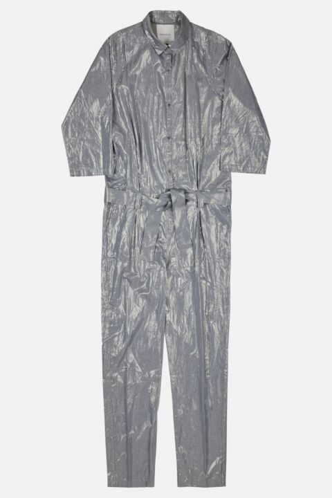 METALIC JUMPSUIT