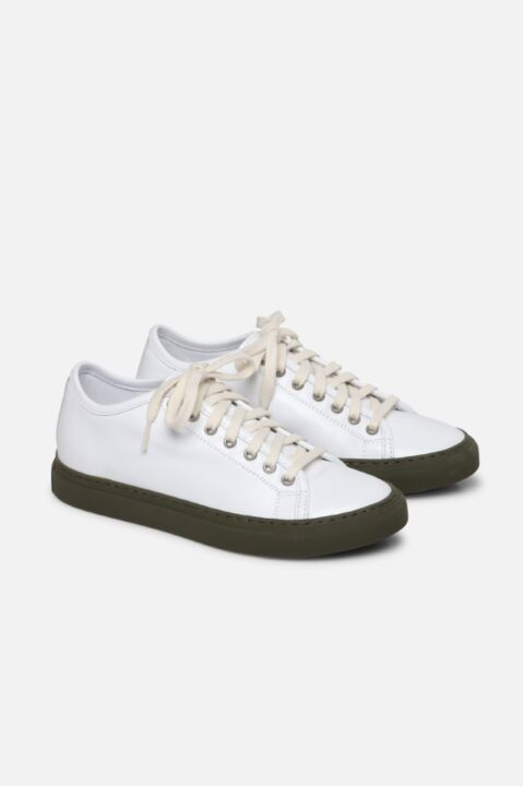 FRIDA WHITE SNEAKERS