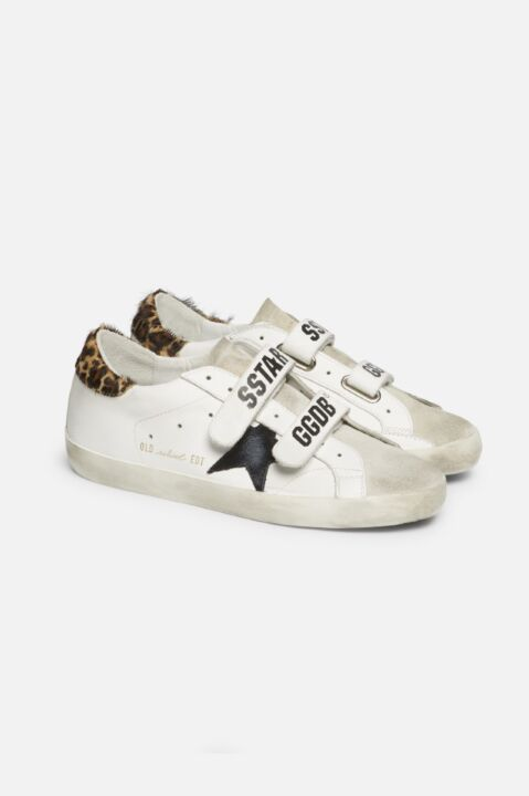 LOW TOP SNEAKERS WITH STRAP