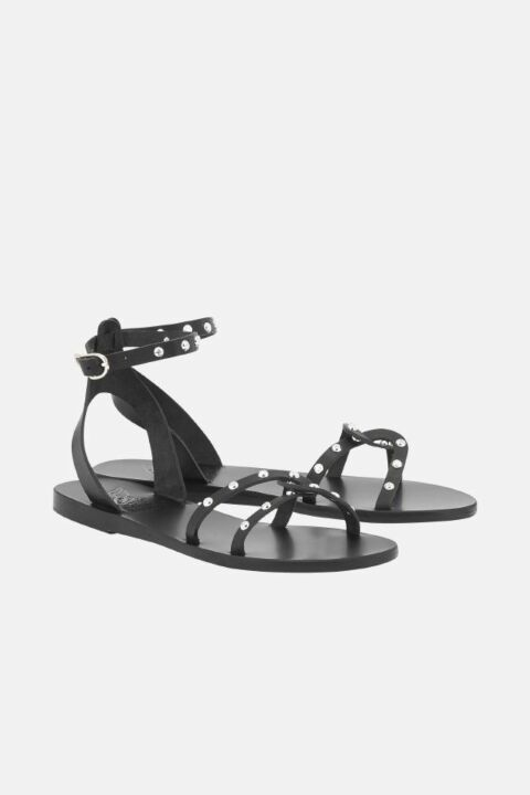 STUDDED KOUFONISI SANDALS