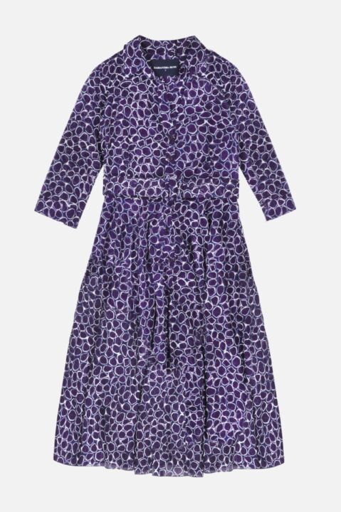 ASTER SHIRT MIDI DRESS BABY