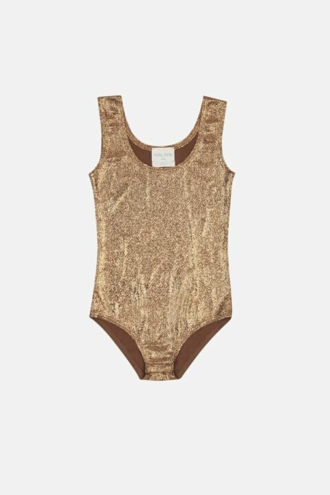 Bronze sleeveless body