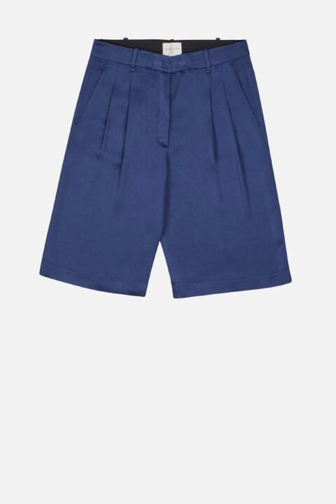 Bermuda dark blue short