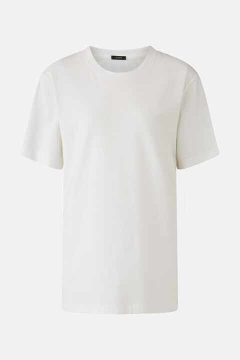 White tee jersey