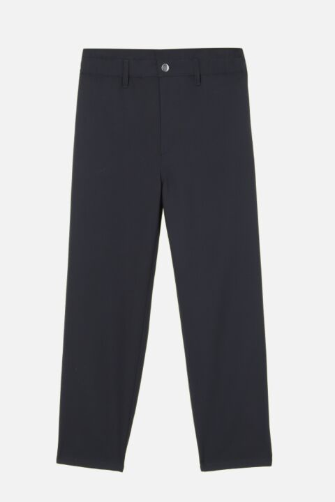 Dark blue marcello trouser