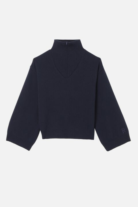 Jude dark blue sweater