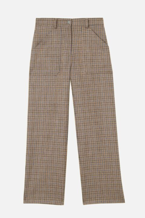 Brune brown trousers