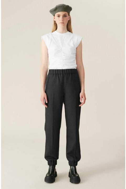 Tailored track trousers