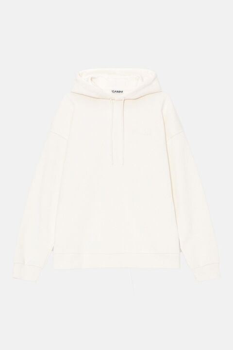 Off-white oversized hoodie