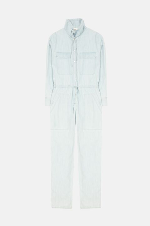 Denim marvin jumpsuit